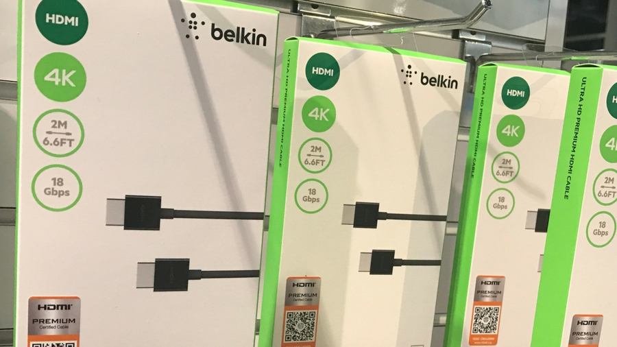 belkin hdmi 2.1  HDMI 2.1: here's everything you need to know about the new standard ...