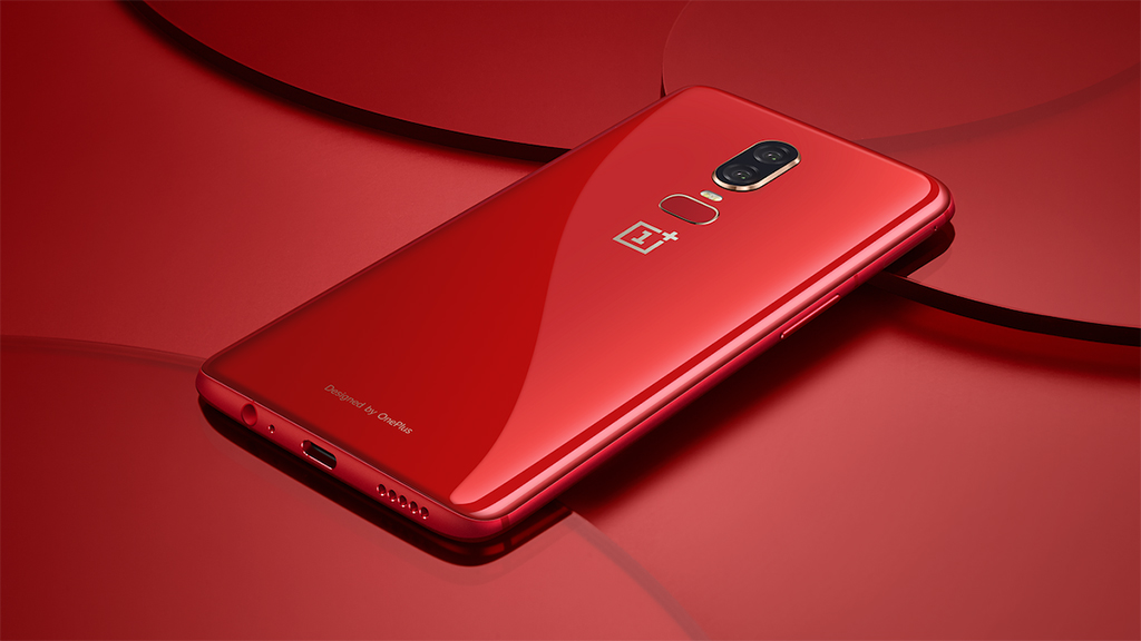 OnePlus 6 — Red Edition
