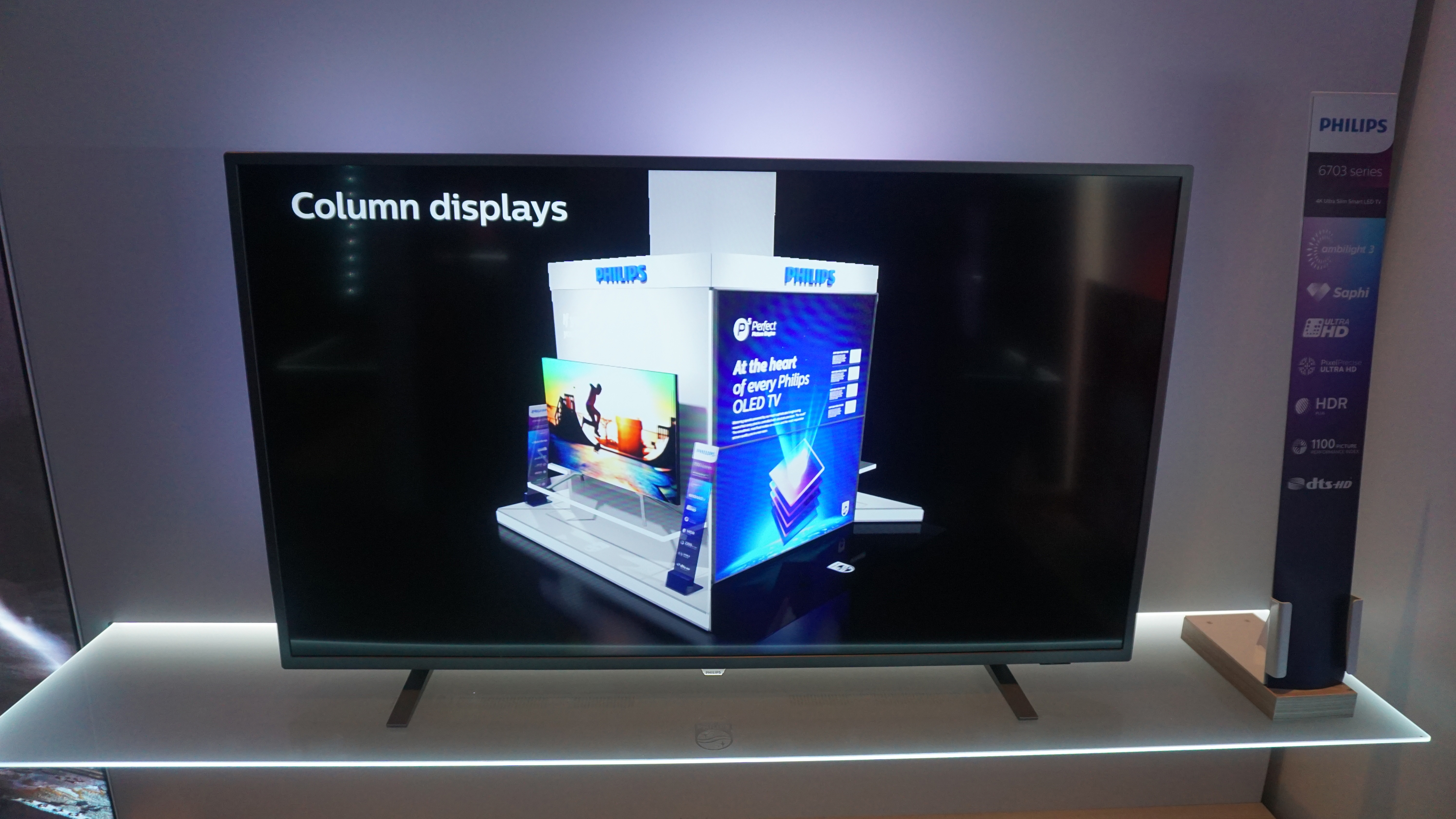 This sounds gimmicky, nevertheless it actually isn't. In truth, Ambilight  can ship a more immersive and enjoyable viewing experience, in addition to  add a ' ...