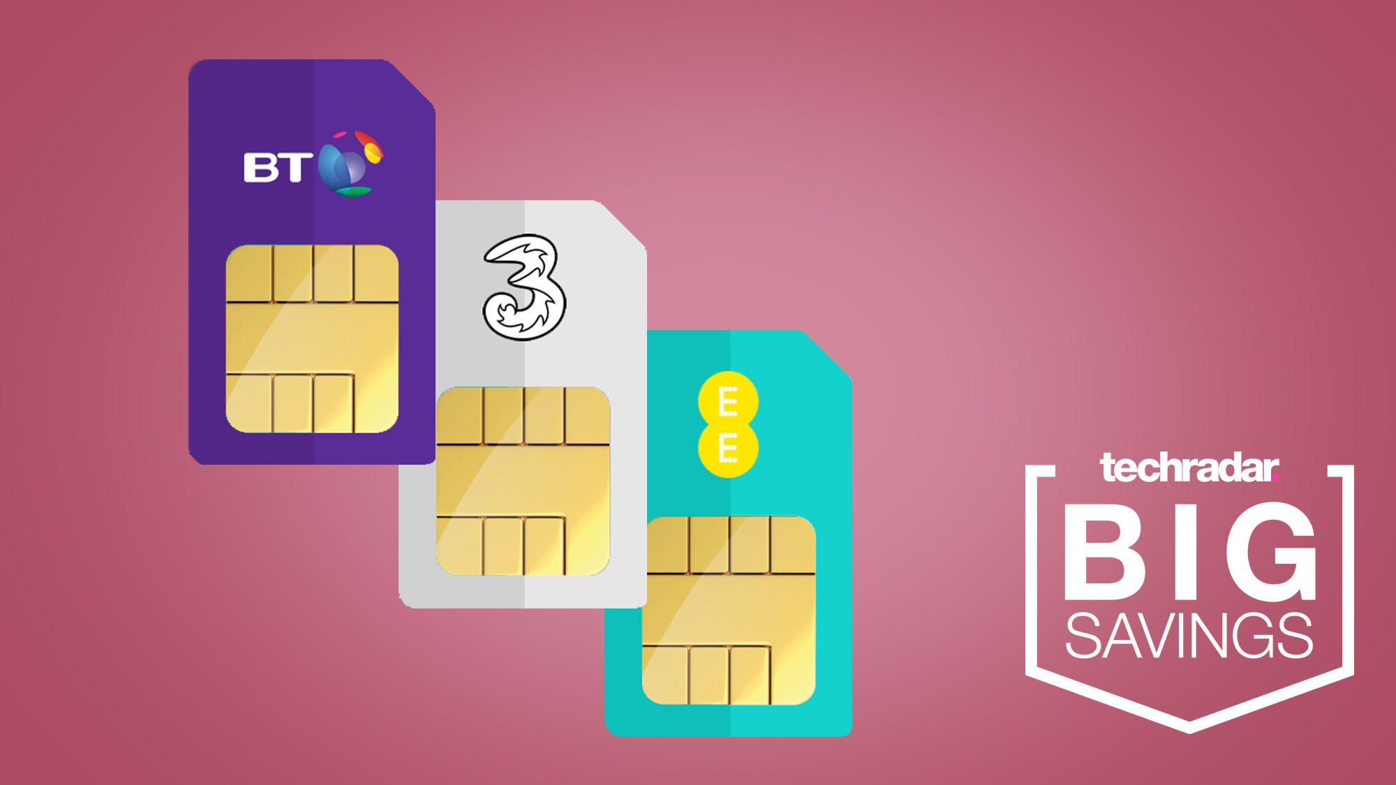 The five best SIM only deals this week: big data EE, unlimited from Three and more