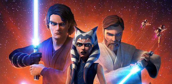 'Star Wars: The Clone Wars' final season trailer, debut date revealed