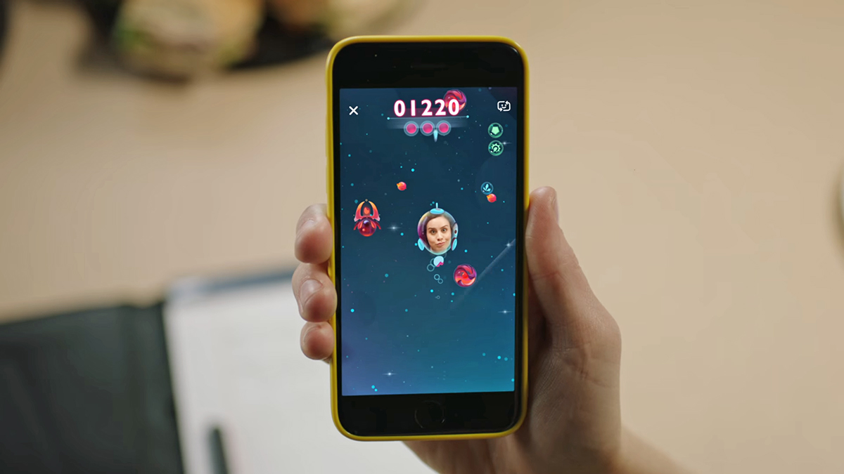 Snapchat could be about to get into gaming in a big way