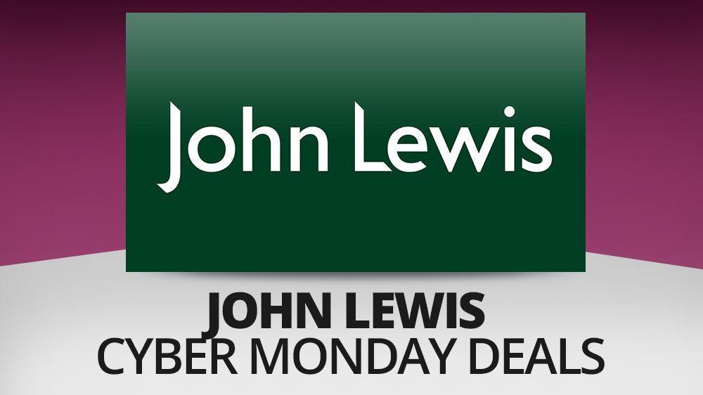the best john lewis cyber monday deals 2016 techradar. Black Bedroom Furniture Sets. Home Design Ideas