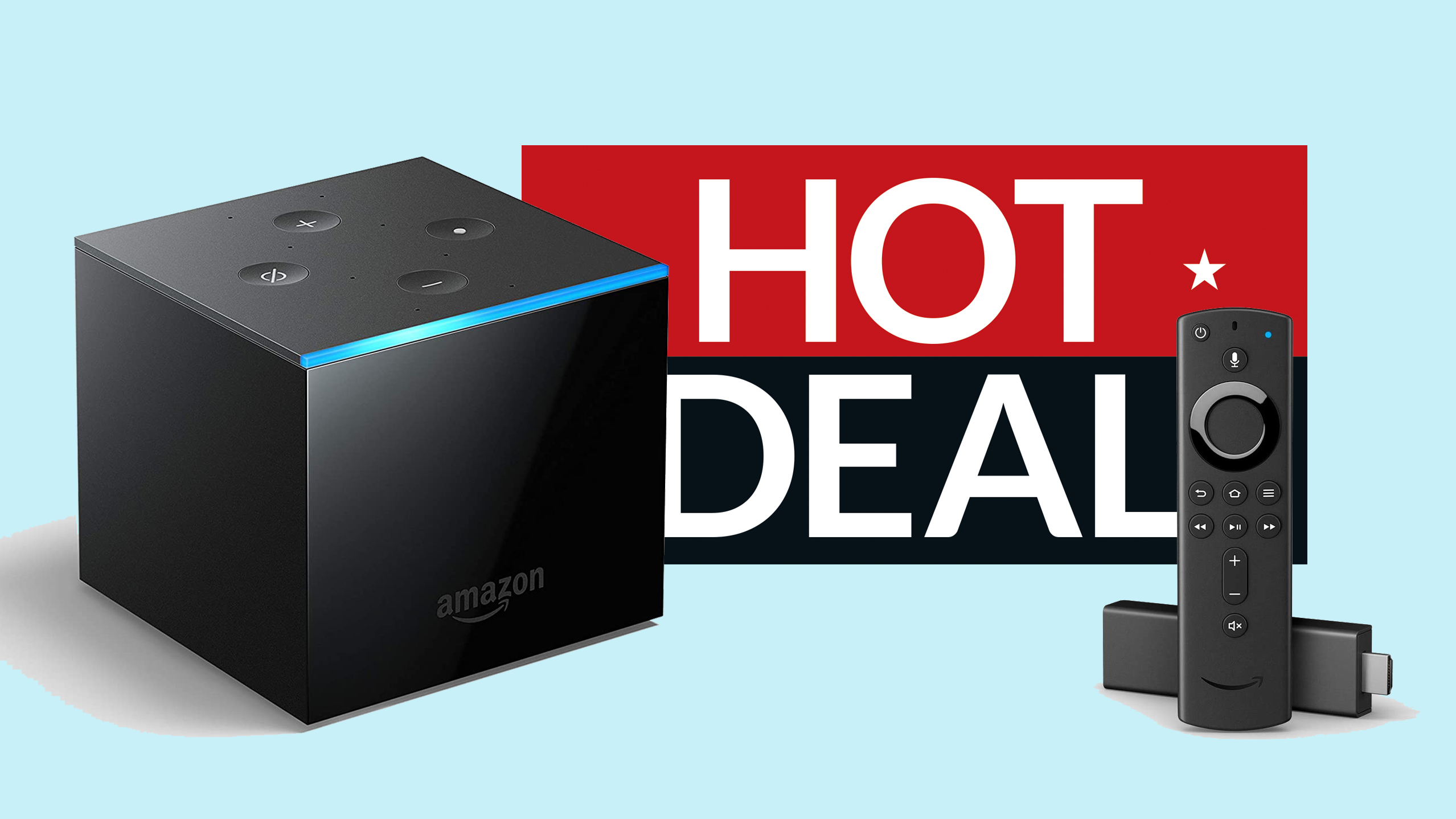 Amazon Prime Day Deals Final Chance To Get Discounts On The Fire Tv Stick 4k And Tv Cube T3