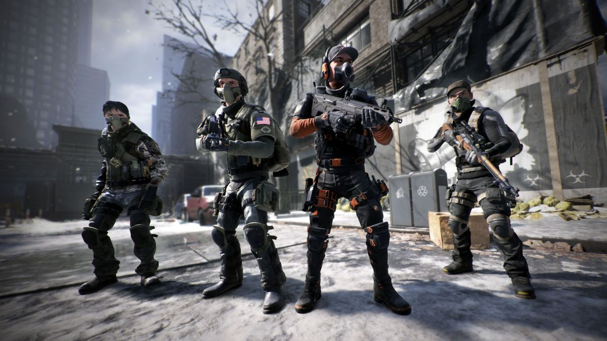 The Division 1 8 Update Is Coming Next Week Pc Gamer