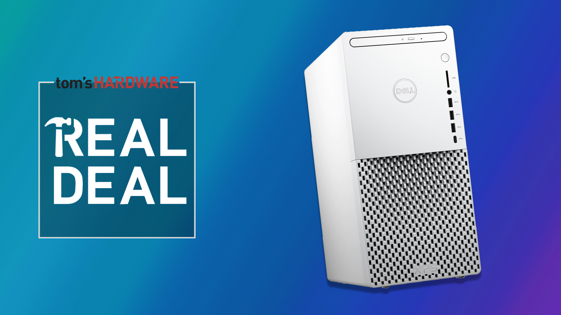 Get nearly $500 off this Dell XPS Desktop with RTX 3070 graphics