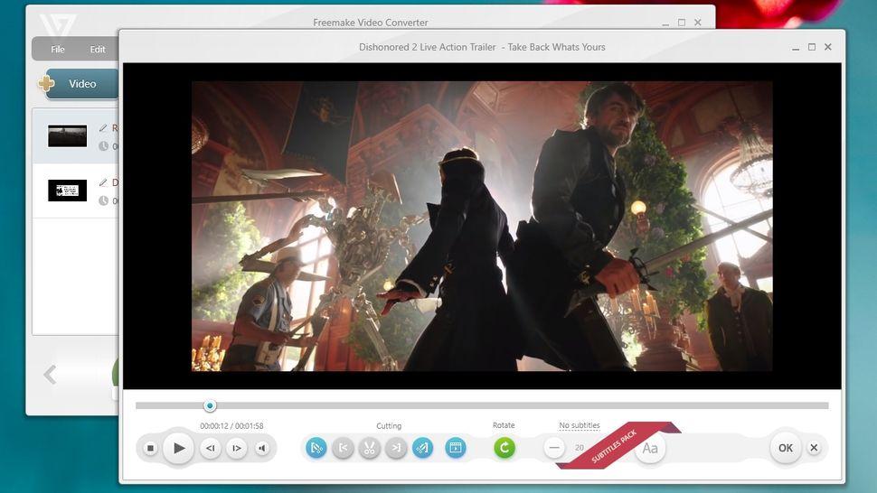 Freemake Video Converter 4110 Serial Key + Crack Full