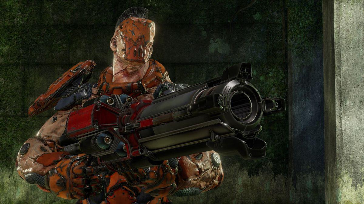 Against all odds, we got a good Quake game in 2017 | PC Gamer
