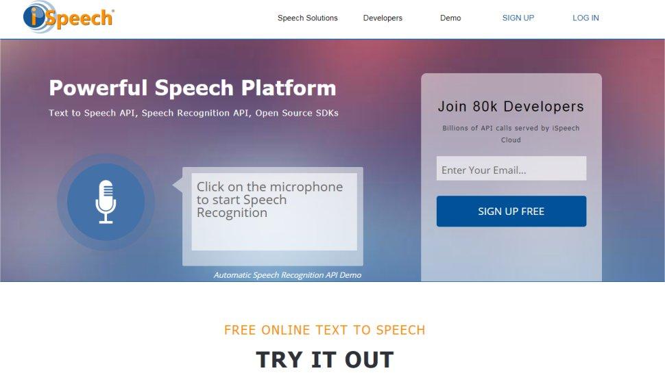 Best text to speech software of 2019 ⋆ Tech News Daily
