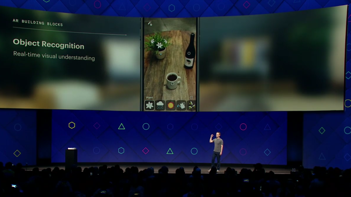 Facebook stakes claim to 'first augmented reality platform' with new camera tools