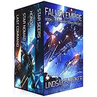 The Fallen Empire Omnibus