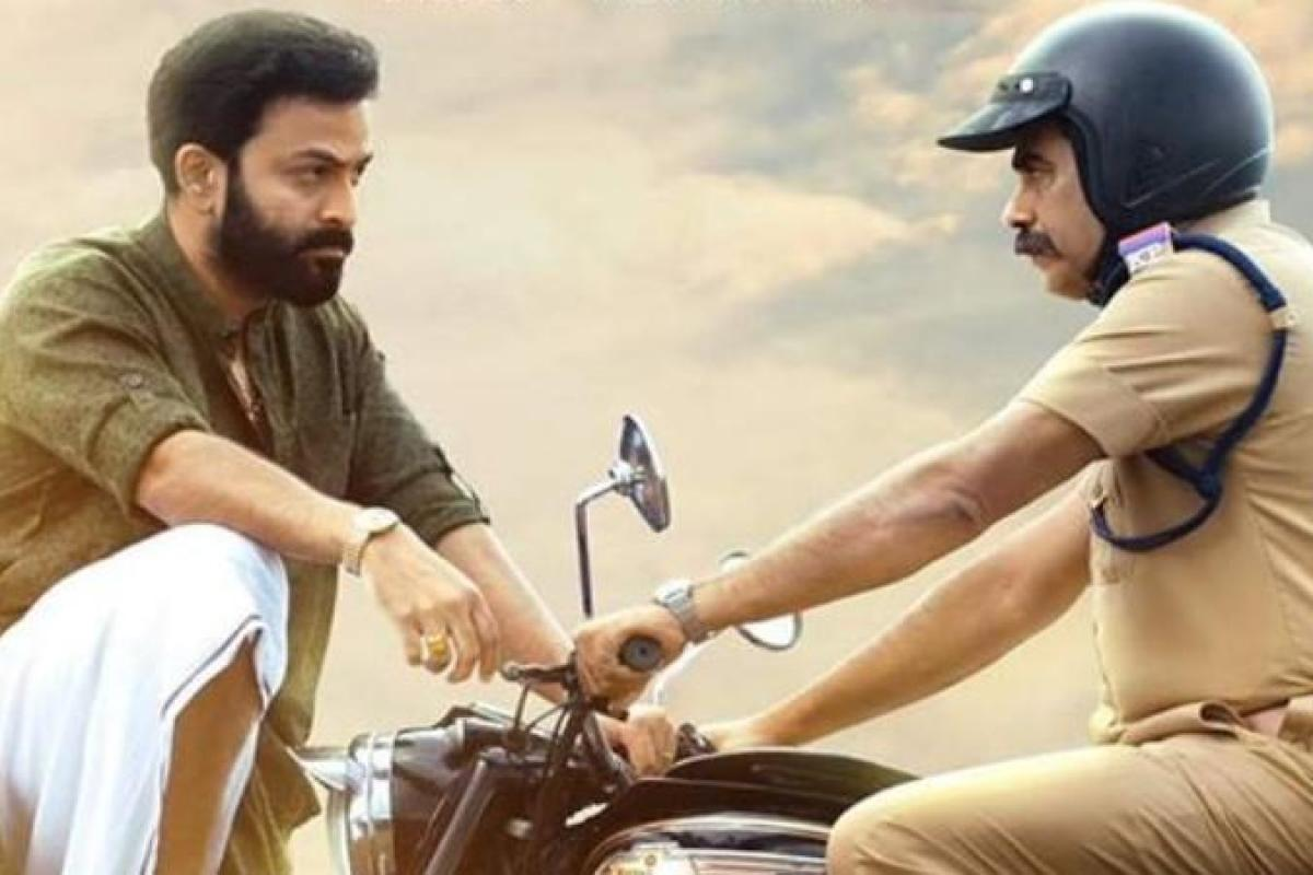 Prithviraj and Biju Menon from Ayyappanum Koshiyum Malayalam Movie