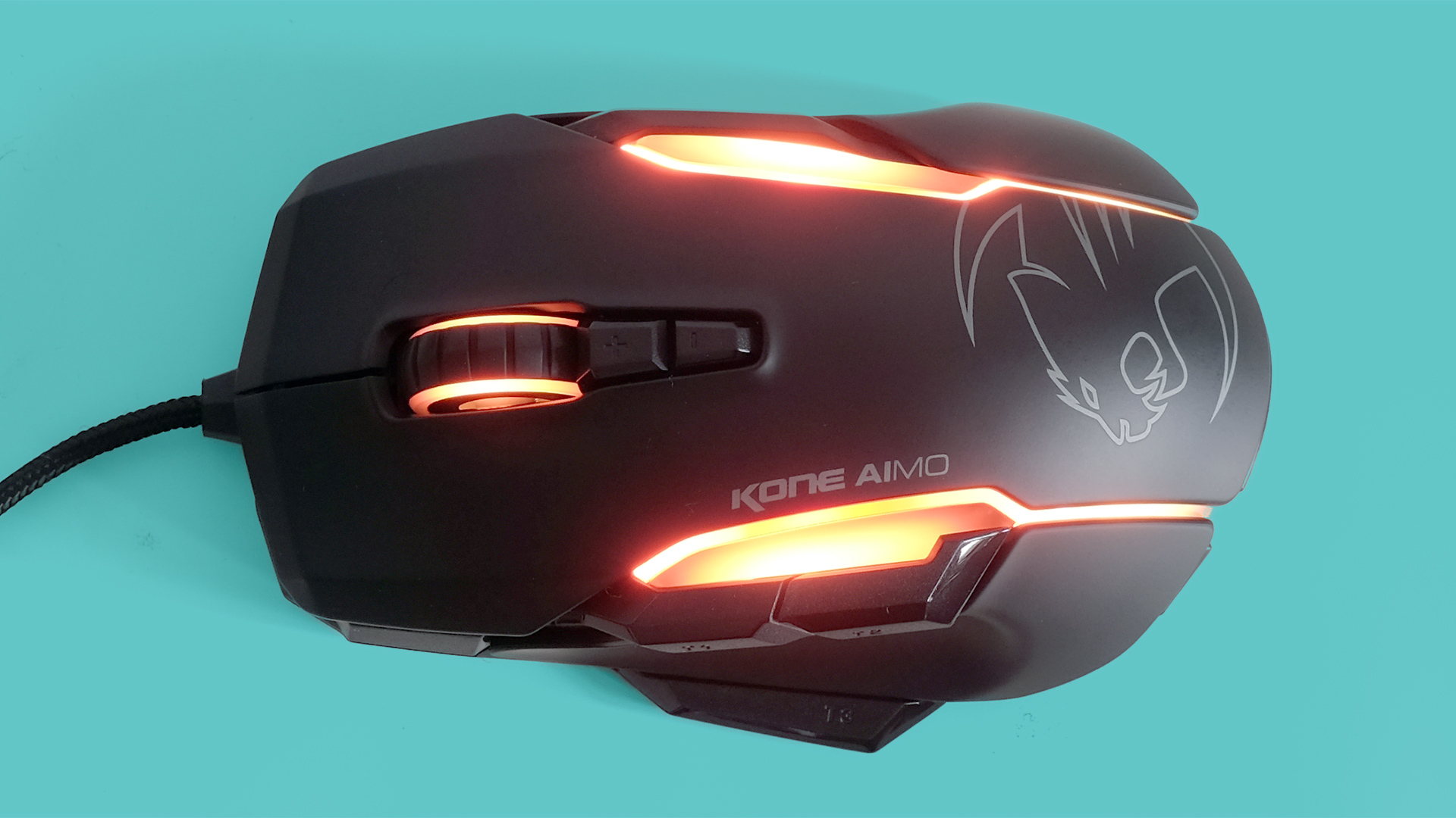 Kone Aimo Software : Roccat Kone Aimo Gaming Mouse With ...