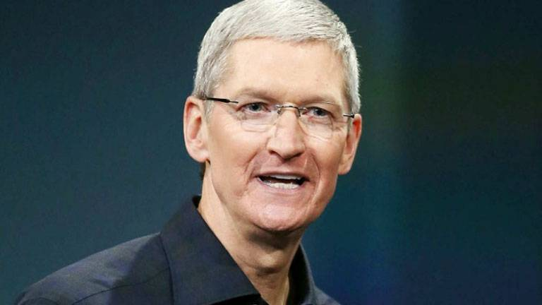 Tim Cook wants companies to come together to fight fake news