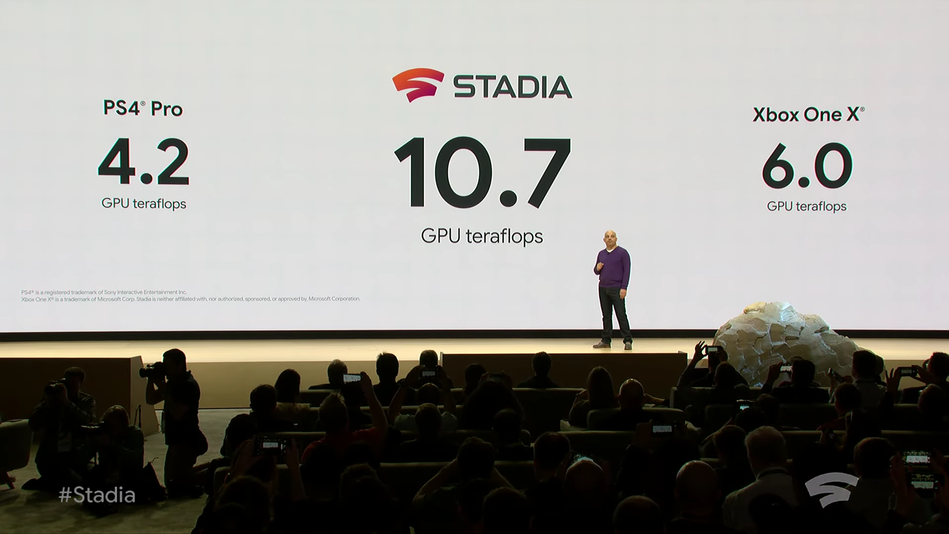 Why Google Stadia could spell trouble for the PS5 and Xbox Two