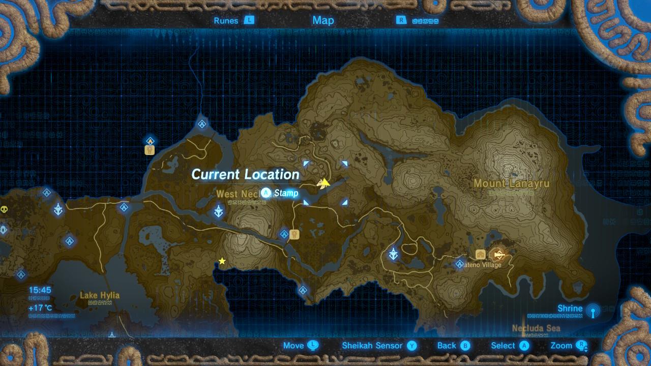 The Legend Of Zelda Breath Of The Wild Korok Seeds