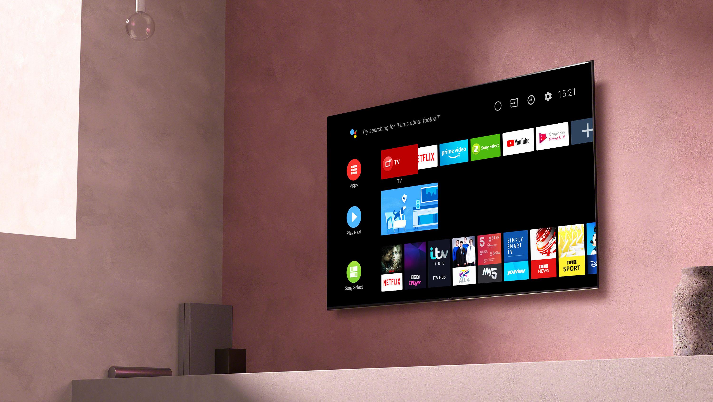 Sony X9500G 4K TV (2019)