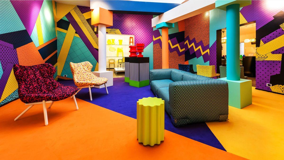 10 Iconic Examples Of Memphis Design Creative Bloq