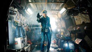 A still from the movie Ready Player One