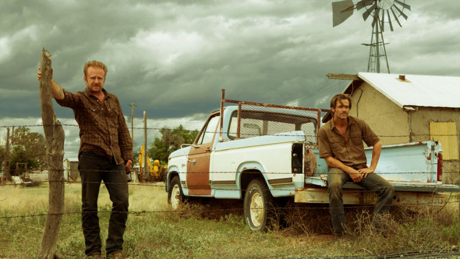 A still from the movie Hell or High Water