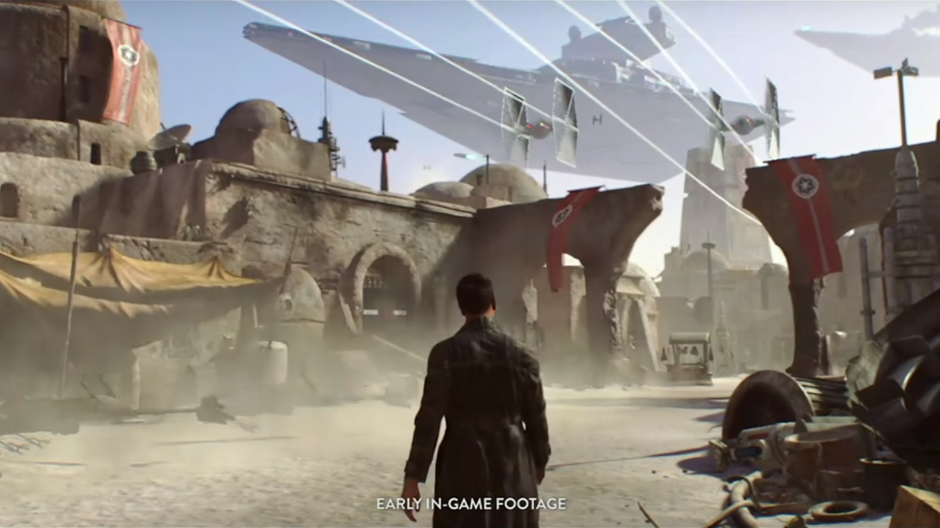 star wars battlefront release date 2017