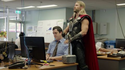 Netflix to Get Thor and Darryl Show?