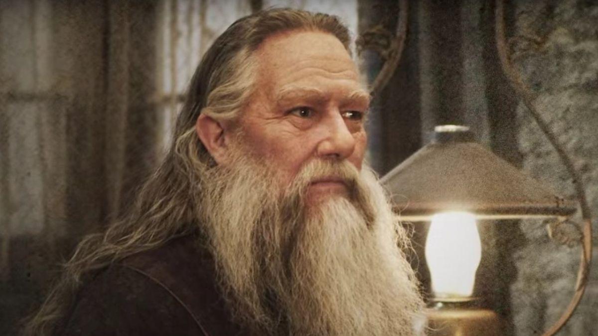 Dumbledore Bruder