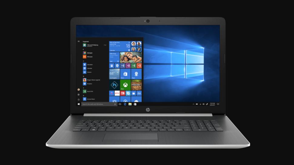 Best 17-inch laptop: HP Laptop 17z