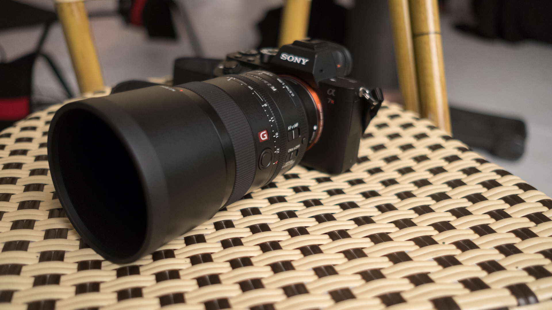 Shooting with Sony's latest portrait perfect lenses