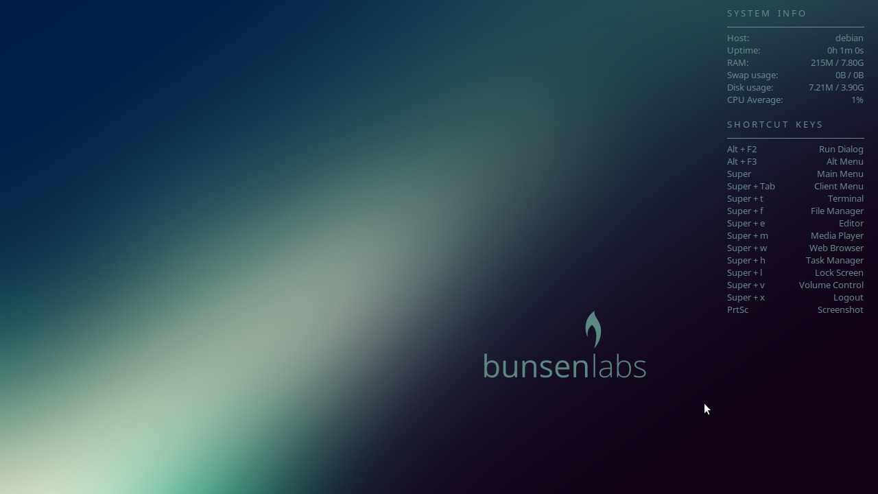 BunsenLabs
