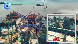 """Gravity Rush 2 review: """"An original, inventive world held back by rote mission design"""""""
