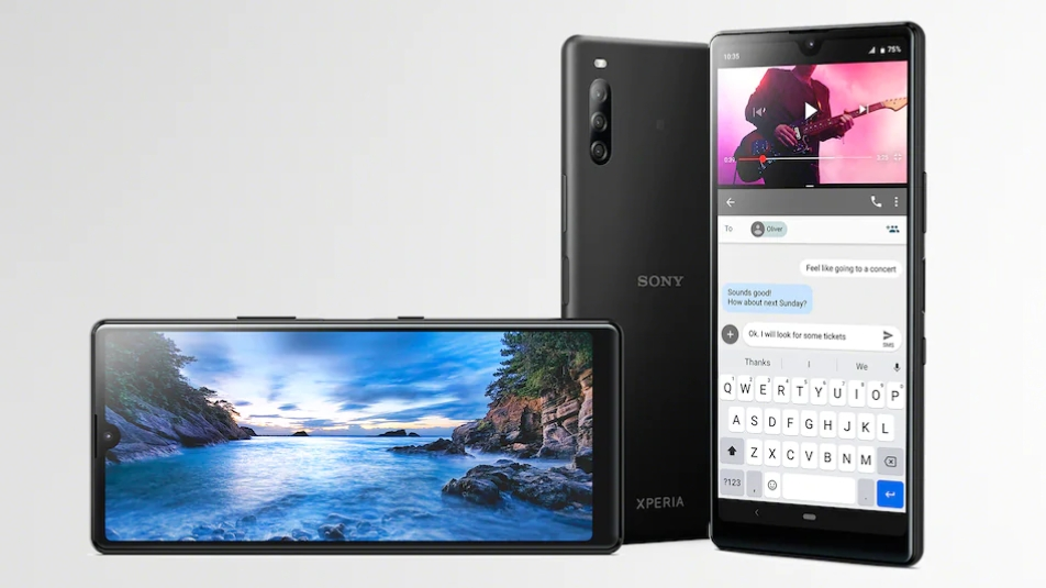 Sony Xperia L4 budget phone announced with 21:9 screen and triple-lens camera