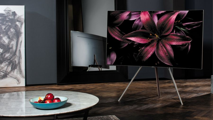 should i buy a samsung qled tv samsung 39 s latest television acronym explained techradar. Black Bedroom Furniture Sets. Home Design Ideas