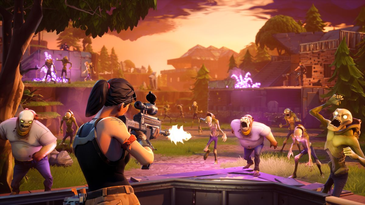 Fortnite survival mode coming later this month