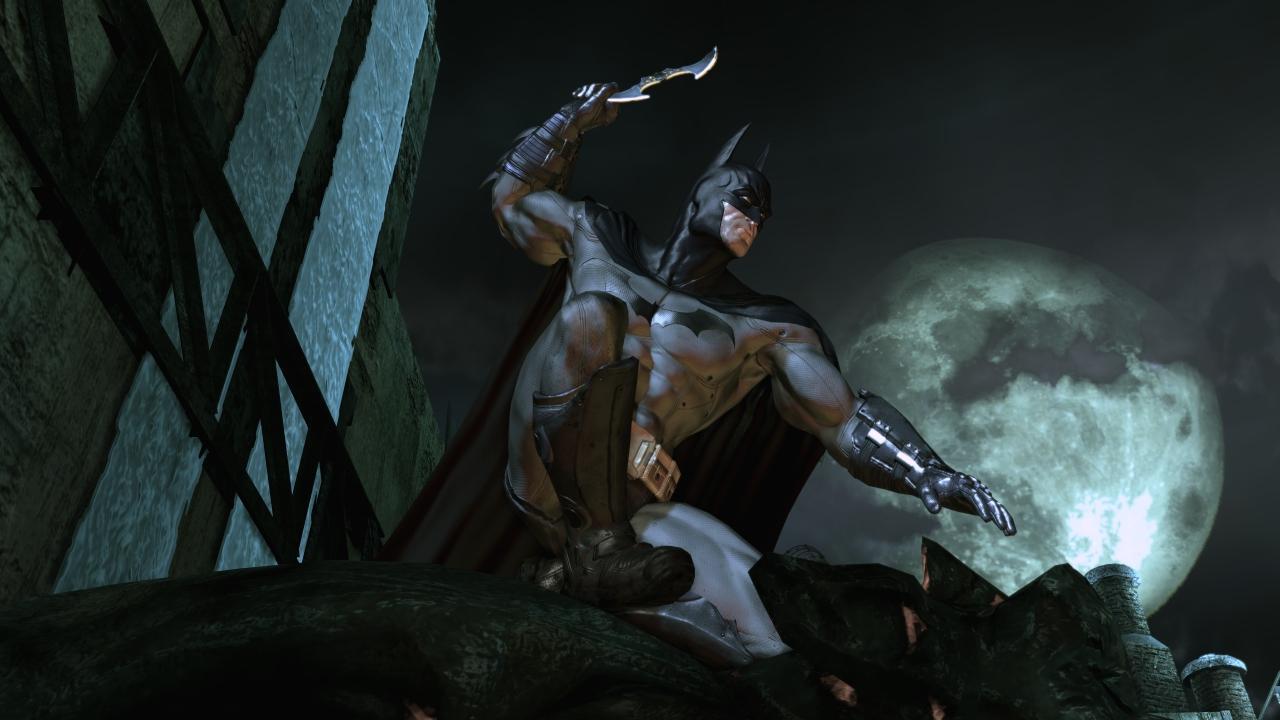 G6v44iEq43RNGnjpG6WkEc - Batman: Arkham Asylum is 10 – Rocksteady founders on the genre-defining superhero game