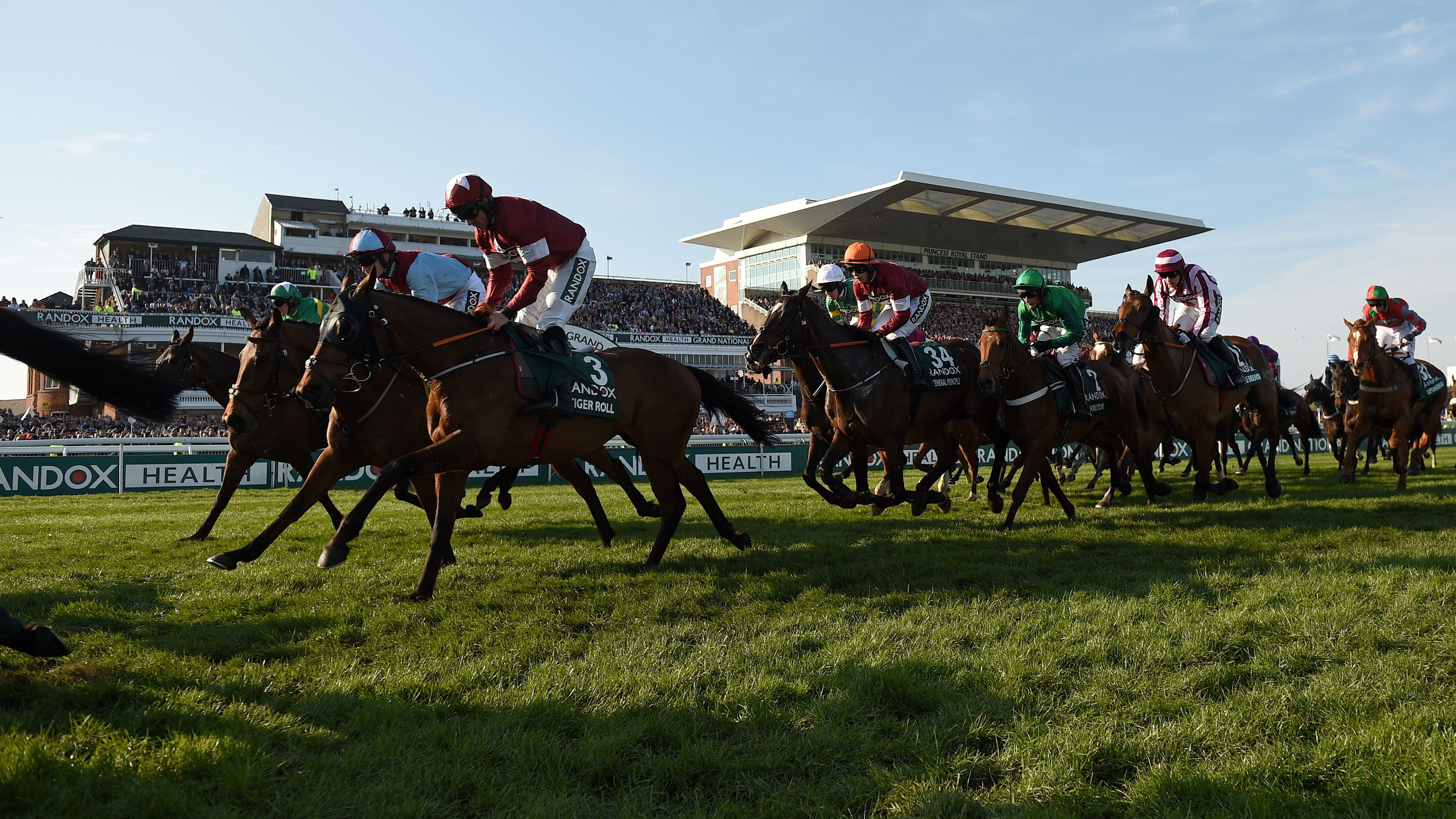 How to watch the Virtual Grand National: live stream today's big race right now