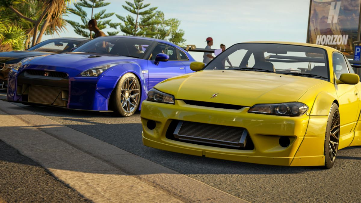 forza horizon 3 review 39 moments of magic meet busywork and filler 39 gamesradar. Black Bedroom Furniture Sets. Home Design Ideas
