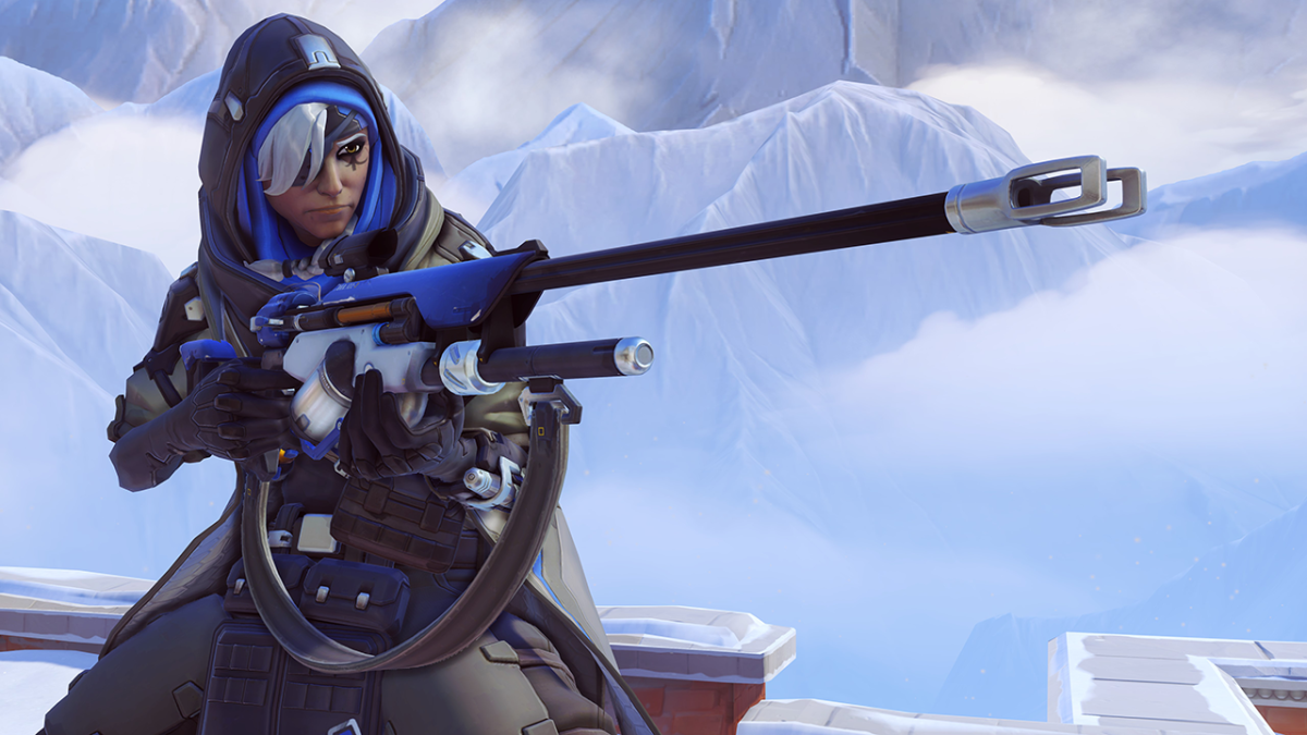 Shooters need more characters like Overwatch's Ana
