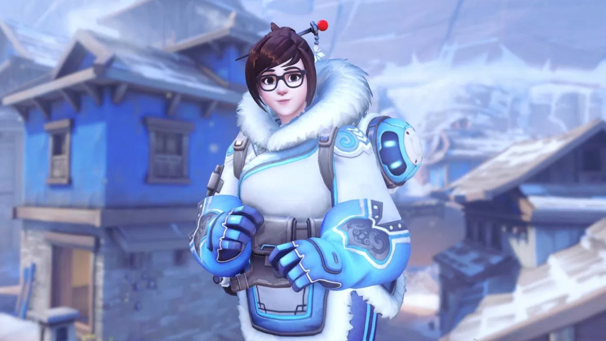 5 amazing Overwatch moments to start off your week: Mei does it again