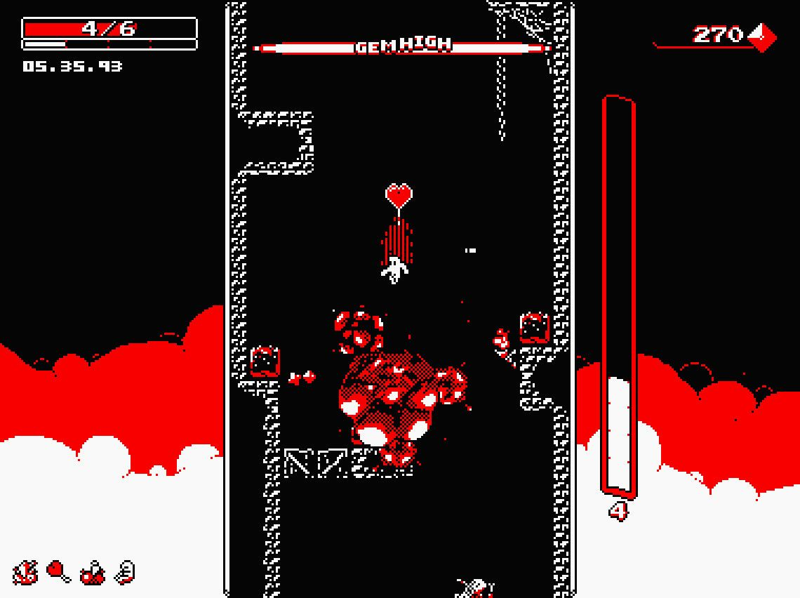 Nintendo has hired the creator of indie shoot-em-up Downwell