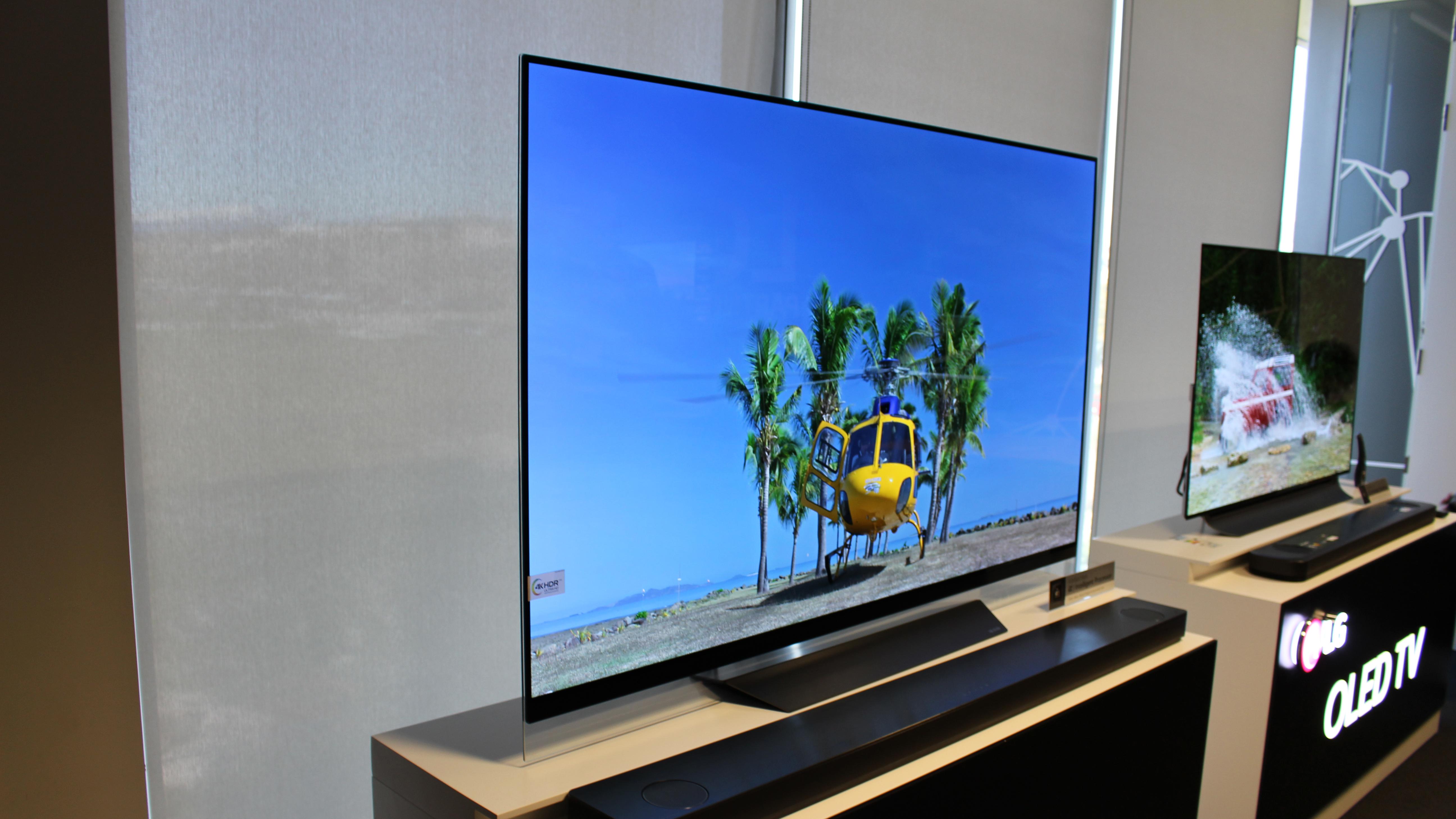 LG E8 OLED (OLED65E8)