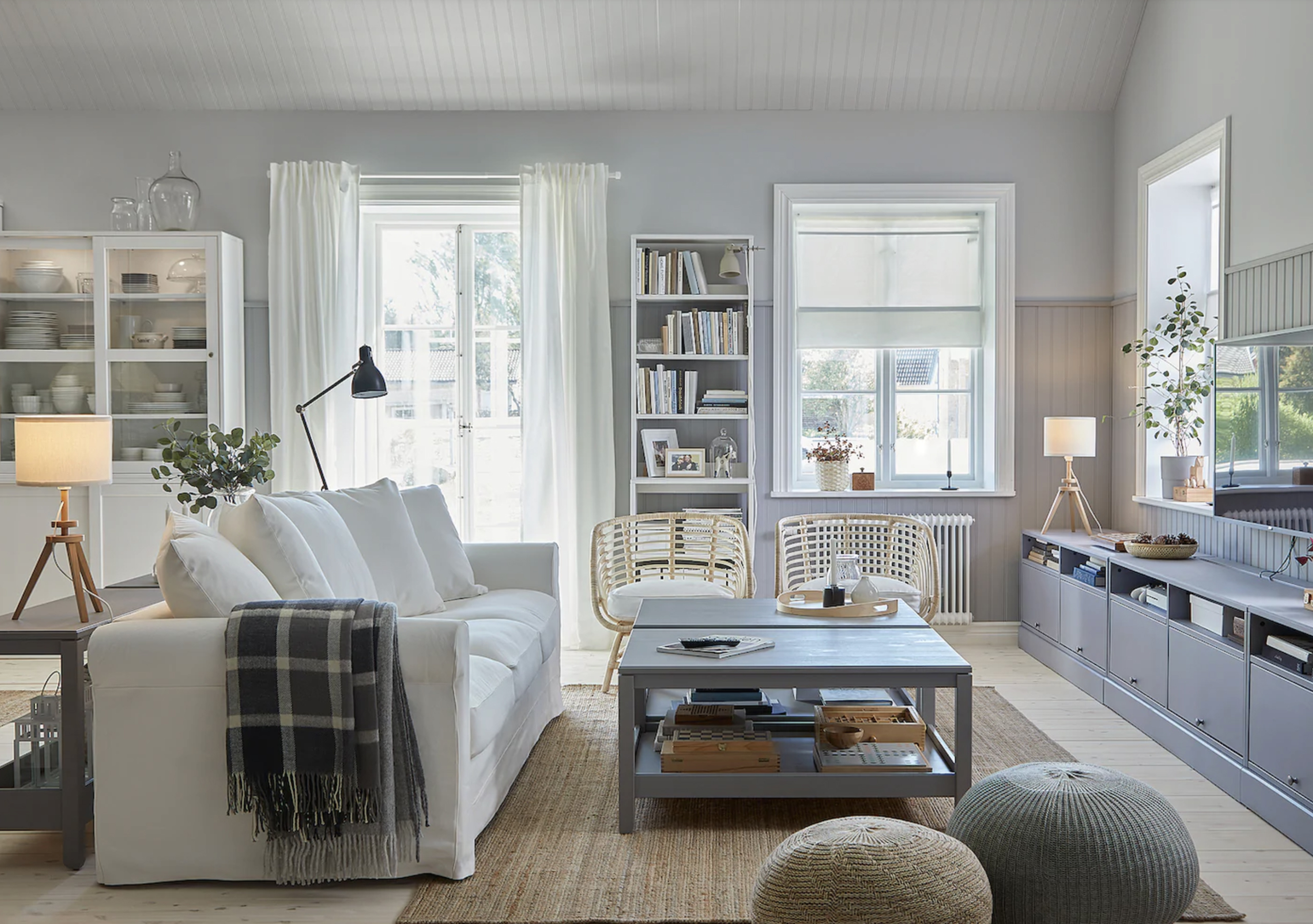 Living Room Storage Ideas 12 Ways To Quickly Tidy Up Your Space Real Homes