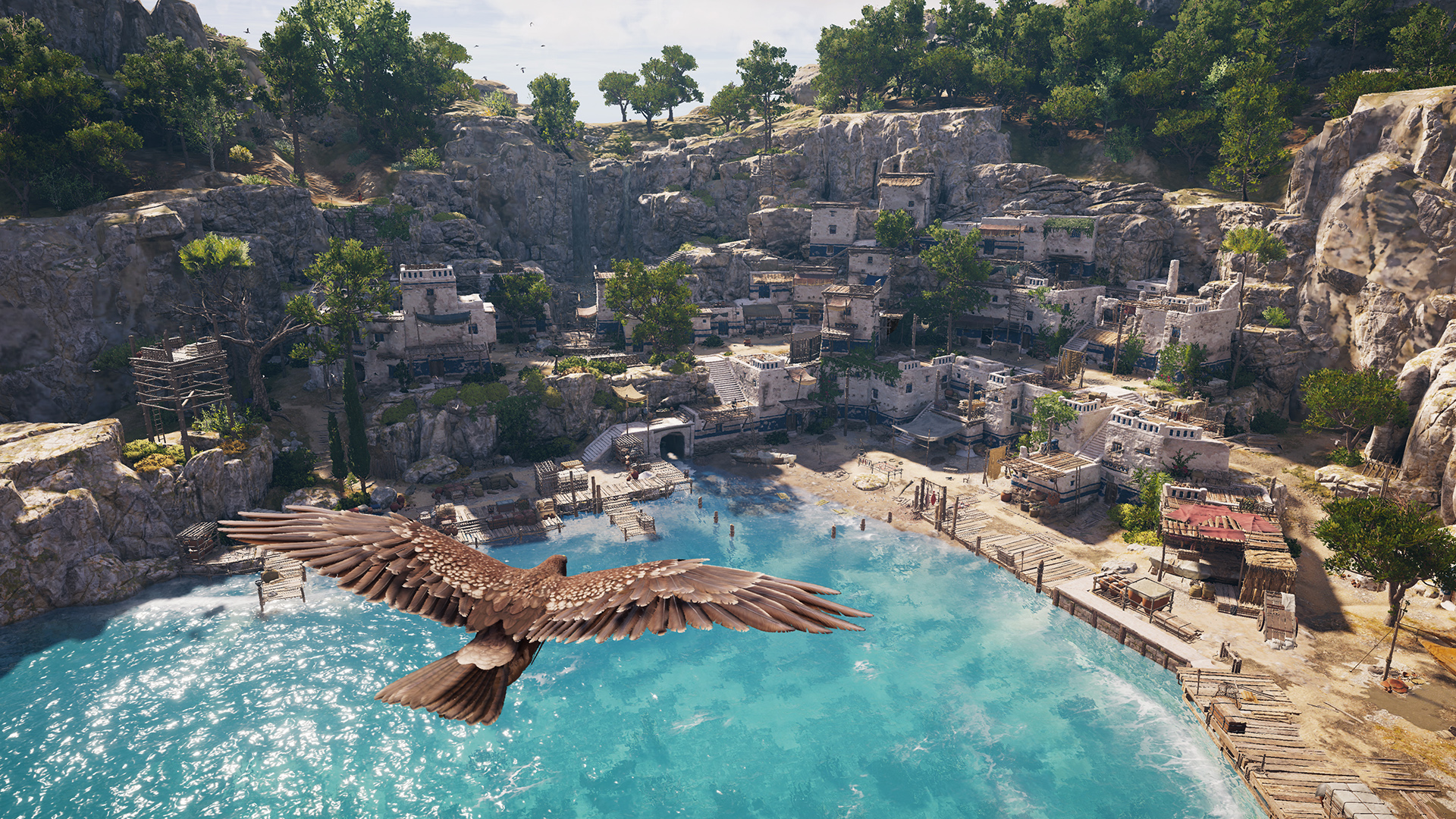 Assassin S Creed Odyssey Is As Close To Greece As You Can Get Without Jumping On A Plane Technical Depicts