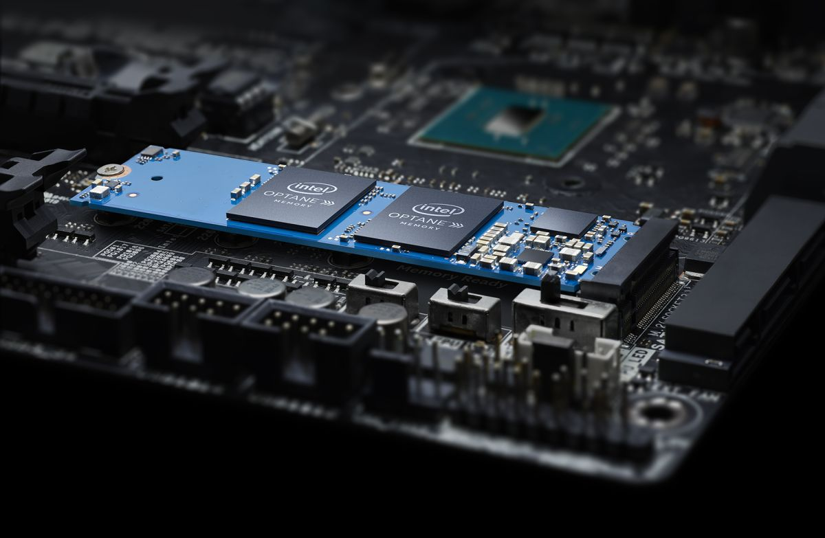 Intel Optane Memory Looks to Give Traditional Hard Drives a Serious Speed Boost