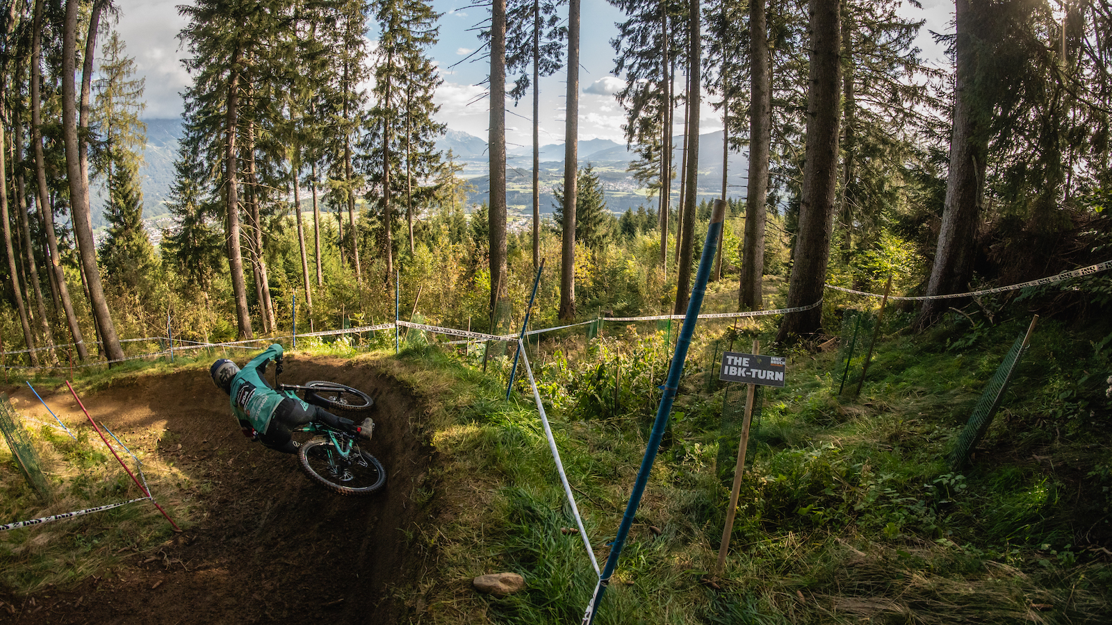 How to ride berms: navigate banked turns successfully