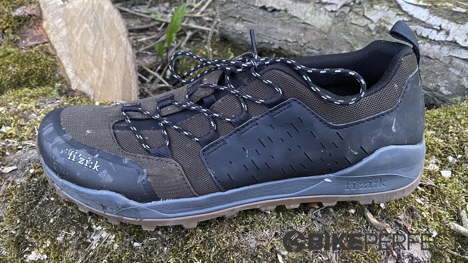 Fizik X2 Terra Ergolace trail shoe review