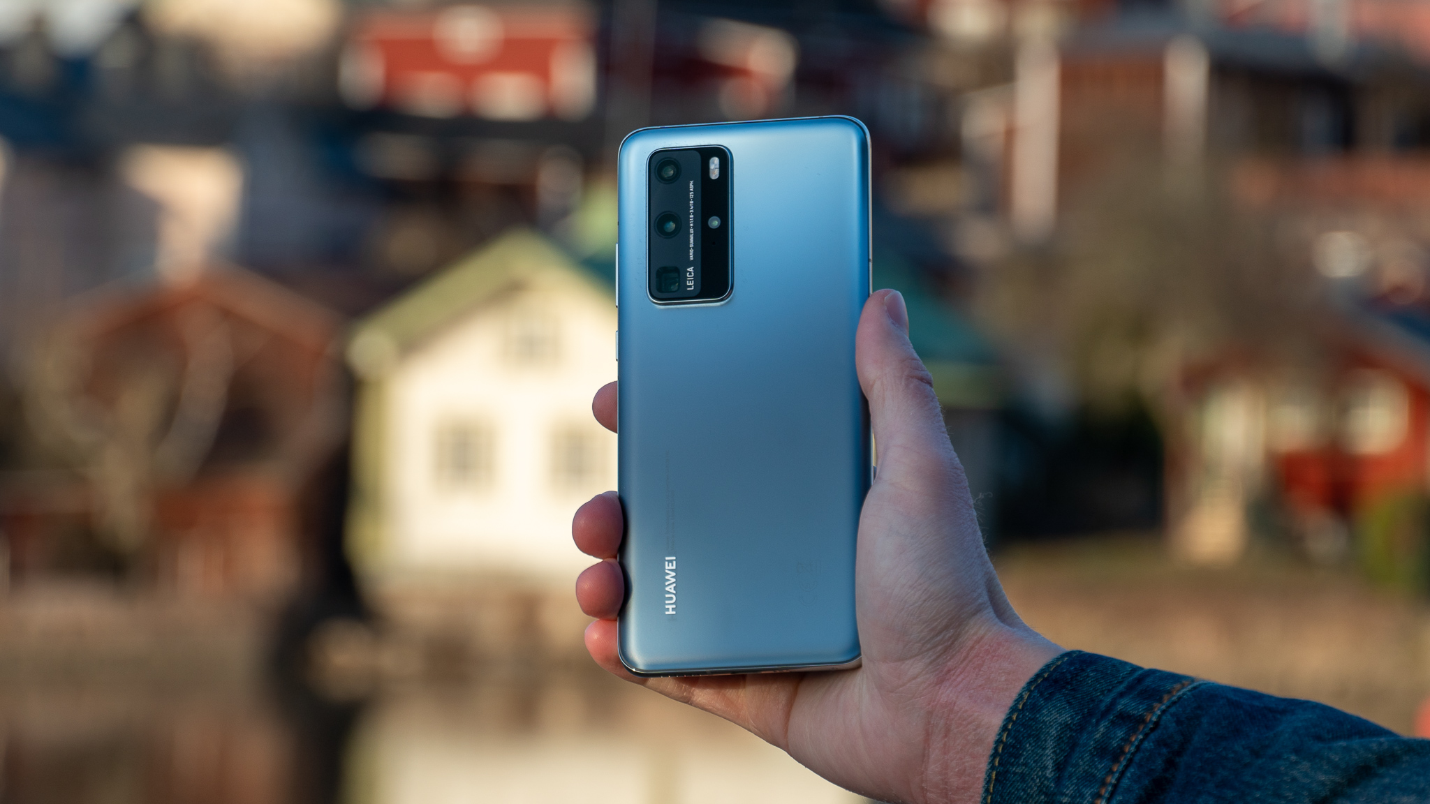 Huawei P40's availability won't be impacted by Covid-19, says CEO