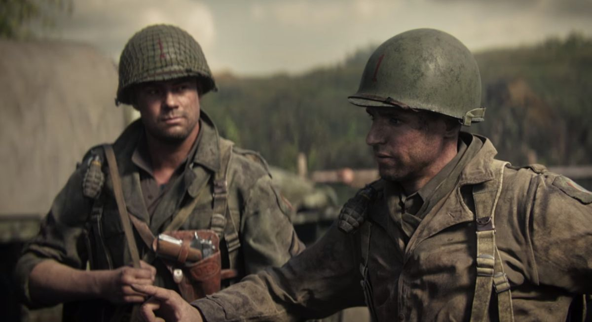 Hackers have already infiltrated the Call of Duty: WWII open beta