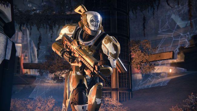 Анонс аддона Destiny: Rise of Iron