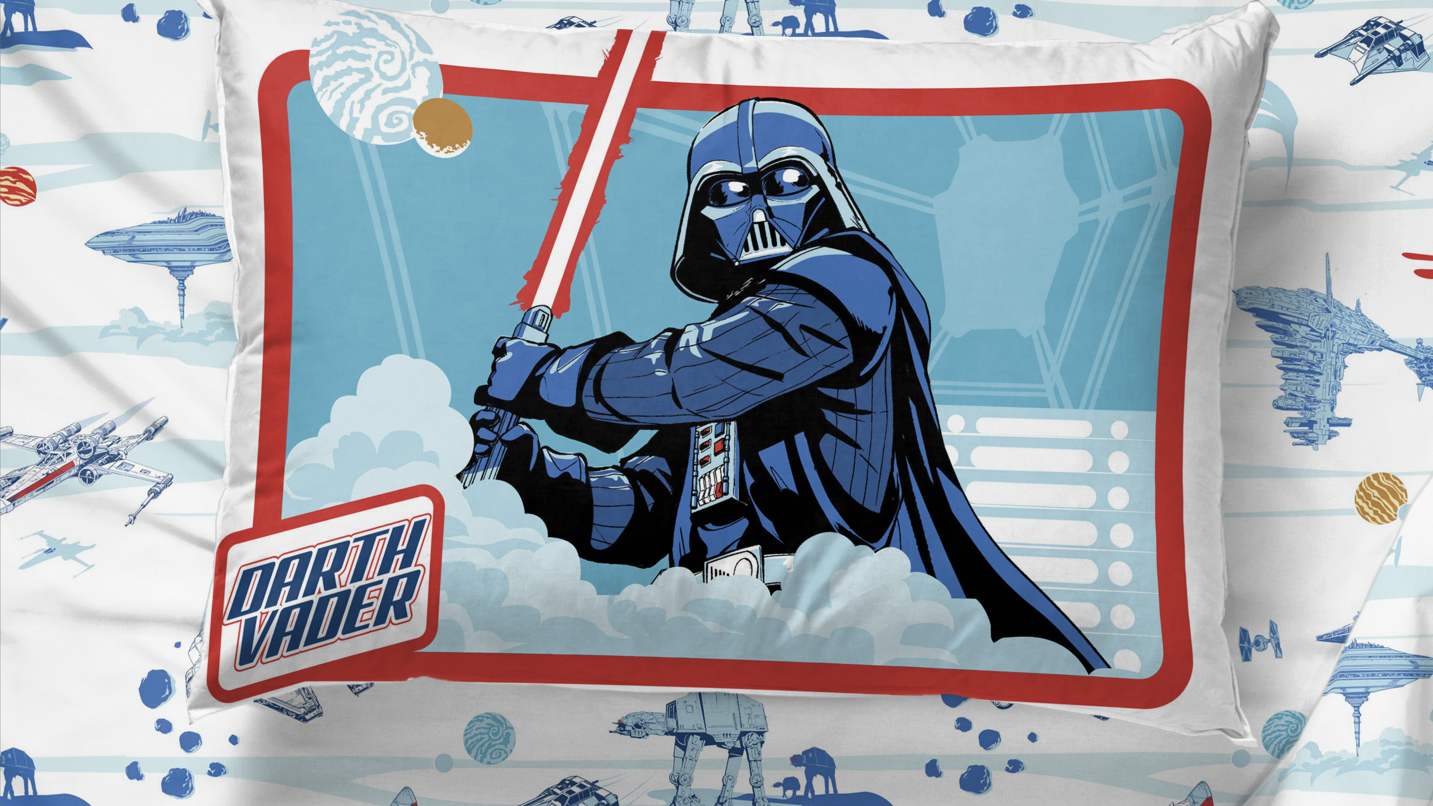 Get a galactic deal on these awesome 'Star Wars' bed sheets from Walmart